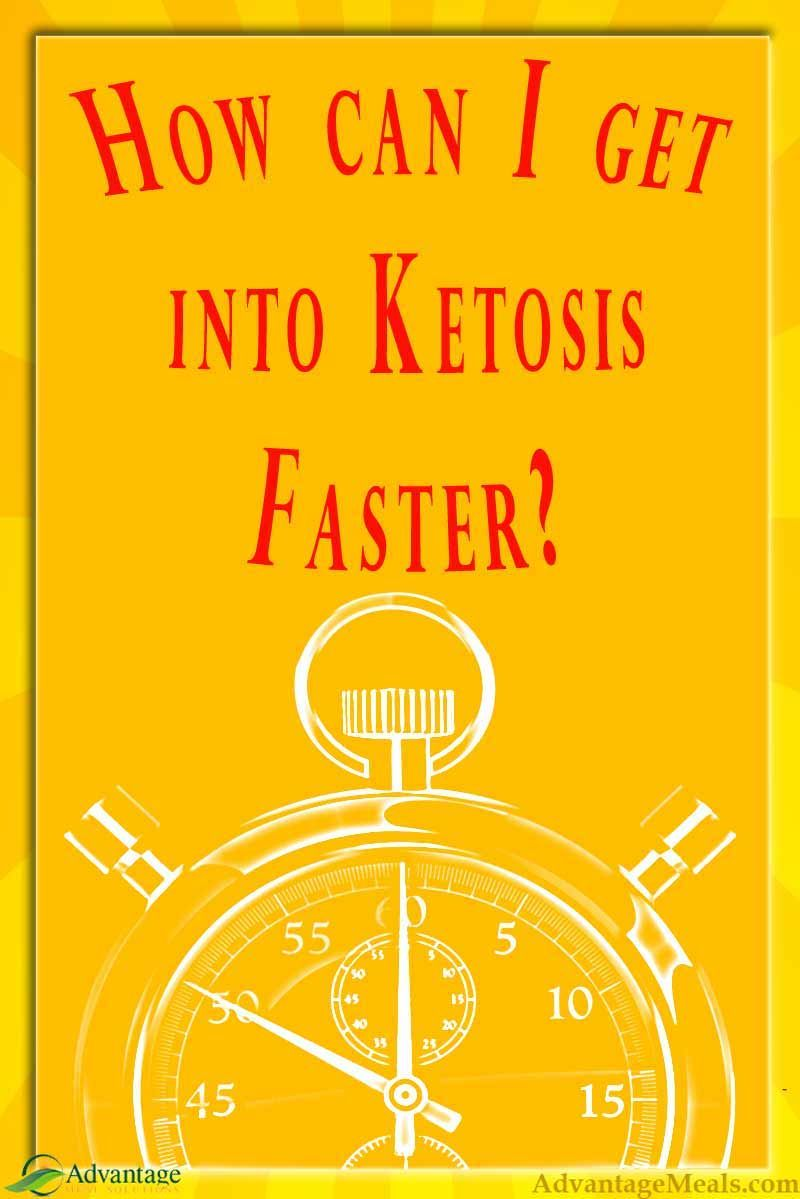 How long will it take you to get into ketosis with