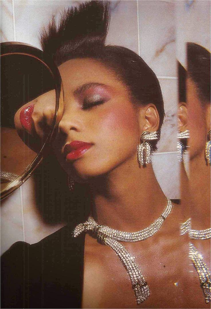 Photo of Le Grand Air Des Bijoux Vogue Paris November 1985 Ph: Guy Bourdin