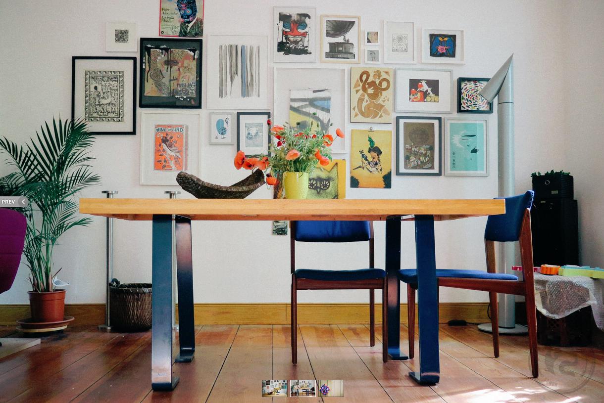 Neue #DIY Idee der Ghostbastlers. Ein massiver Esstisch aus ...