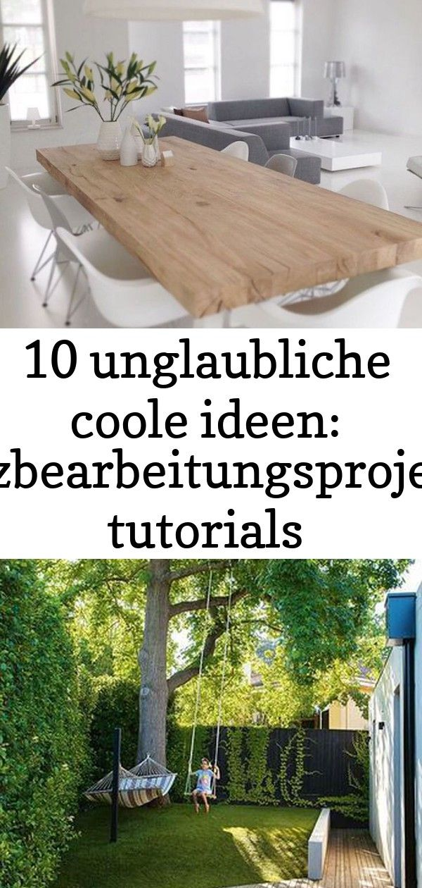 10 unglaubliche coole ideen: holzbearbeitungsprojekte tutorials holzbearbeitungskabin # 5 #innenhofgestaltung