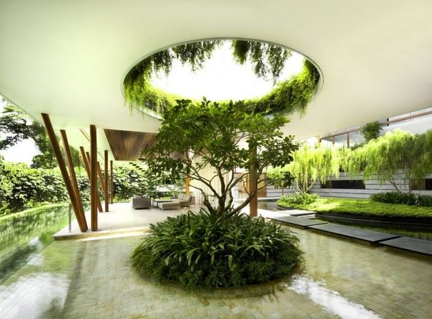 Beautiful The Willow House U2013 Embraces The Beauty And Serenity Of The Natural World Amazing Design