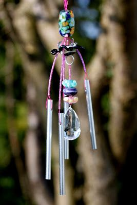 Beadscrumtious Blog : Monthly Make, different ways to use lampwork beads.  www.beadscrumptious.co.uk  #beadscrumptious