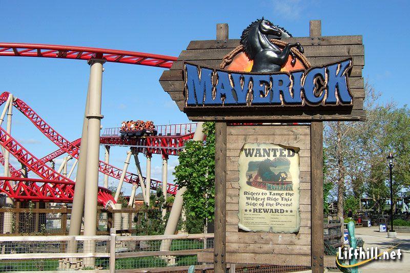 Maverick Cedar Point Sandusky, Ohio Cedar point