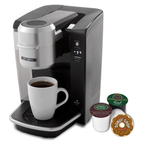 Mr Coffee Bvmc Kg6 001 Single Serve Coffee Brewer Powered By