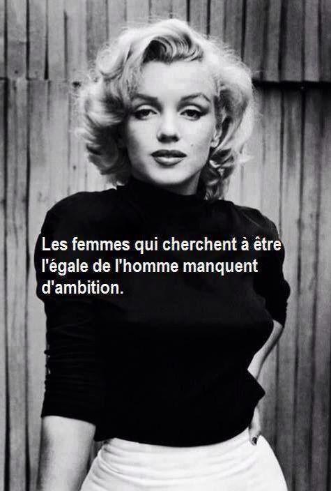 Citation De Francais Citations De Marilyn Monroe Citations De