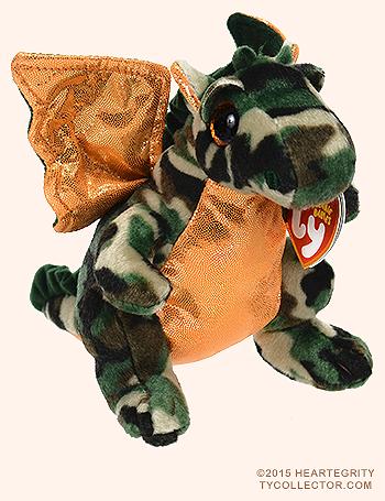 0dd30f0b47e Razor - dragon - Ty Beanie Babies