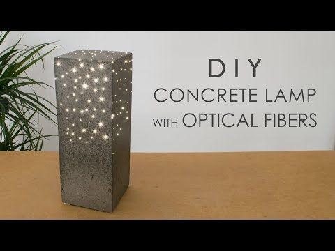 youtube beton deko pinterest selber bauen lampe lampen selber machen und betonlampe. Black Bedroom Furniture Sets. Home Design Ideas