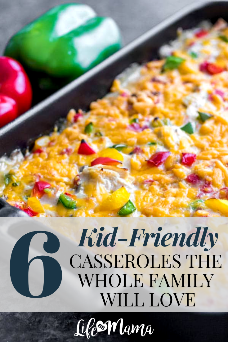 6 Kid-Friendly Casseroles The Whole Family Will Love images