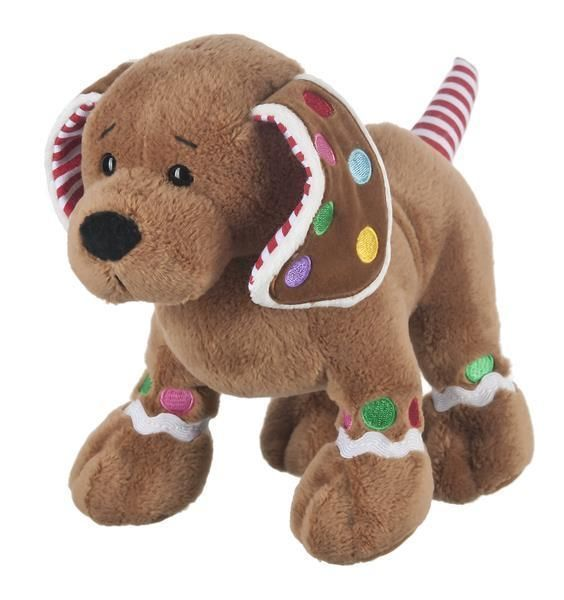 Webkinz Gingerbread Puppy Hm779 New With Sealed Unused Tag Plush