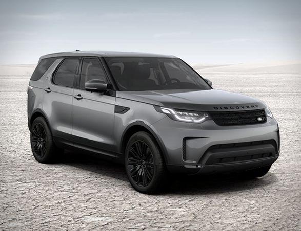 2017 Land Rover Discovery Land Rover Discovery 5 Land Rover Discovery New Land Rover