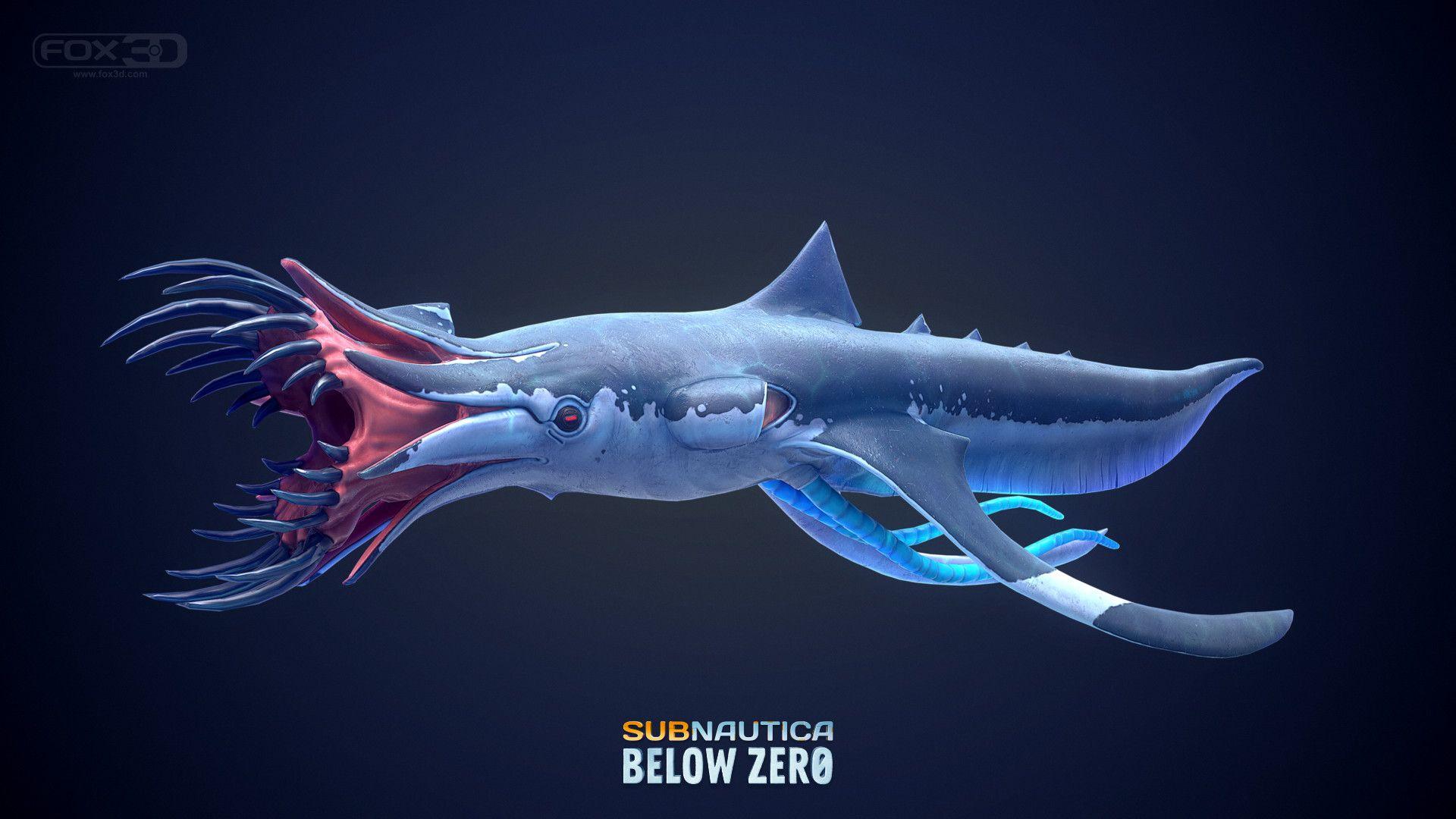ArtStation - Subnautica: Below Zero, FOX3D ENTERTAINMENT
