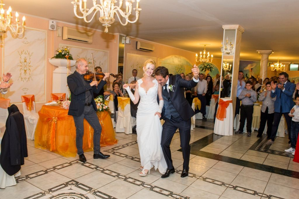 Violinista per matrimonio Lecce  Paolo e Dalila Live gruppo musicale per matrimonio a Lecce e Provincia