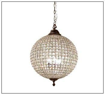 Crystal sphere chandelierg 350316 lighting pinterest lights crystal sphere chandelierg 350316 aloadofball Gallery