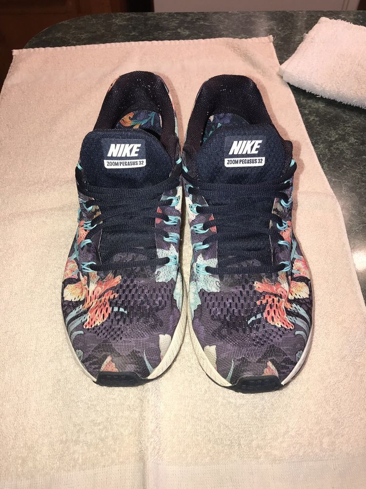 1c82e339269a Nike Air Zoom Pegasus 32 Photosynthesis 724380-401 Dark Obsidian Floral Sz  10.5  fashion  clothing  shoes  accessories  mensshoes  athleticshoes (ebay  link)