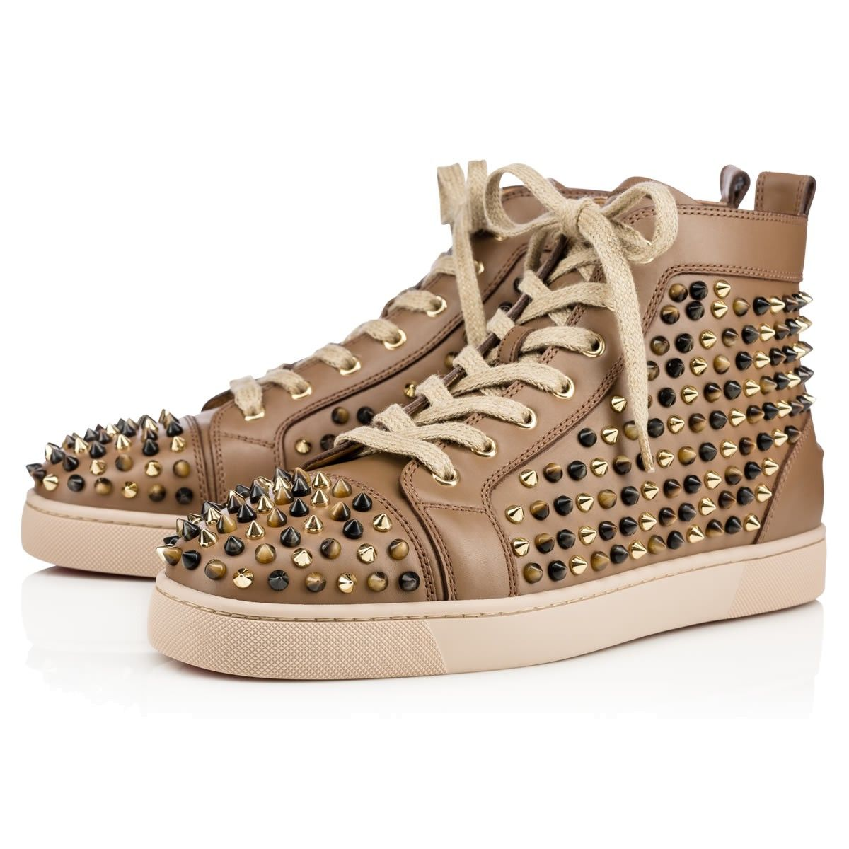 Louboutin Sneakers Spikes