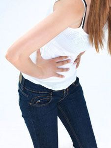 Weight gain or loss after partial hysterectomy