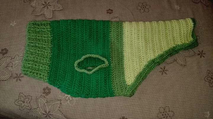 Jersey de 3 verdes