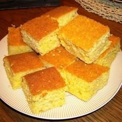 recipe: homemade southern cornbread [10]
