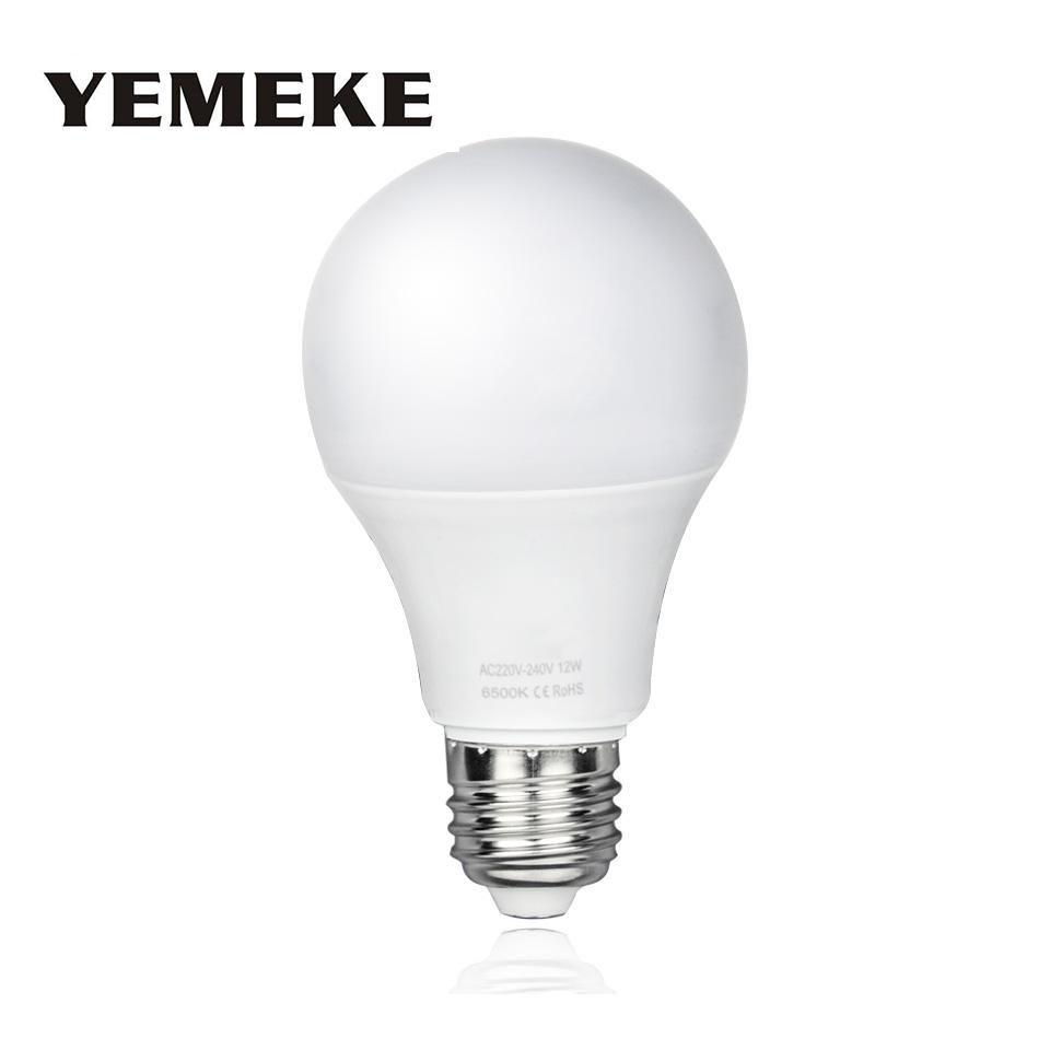 High Brightness E27 Led Bulb Light 5w 7w 9w 12w 15w Lampada Led Bombillas Smd2835 Led Spotlight Bulb For Home Energy Saving Led Bulb Led Light Bulb Light Bulb