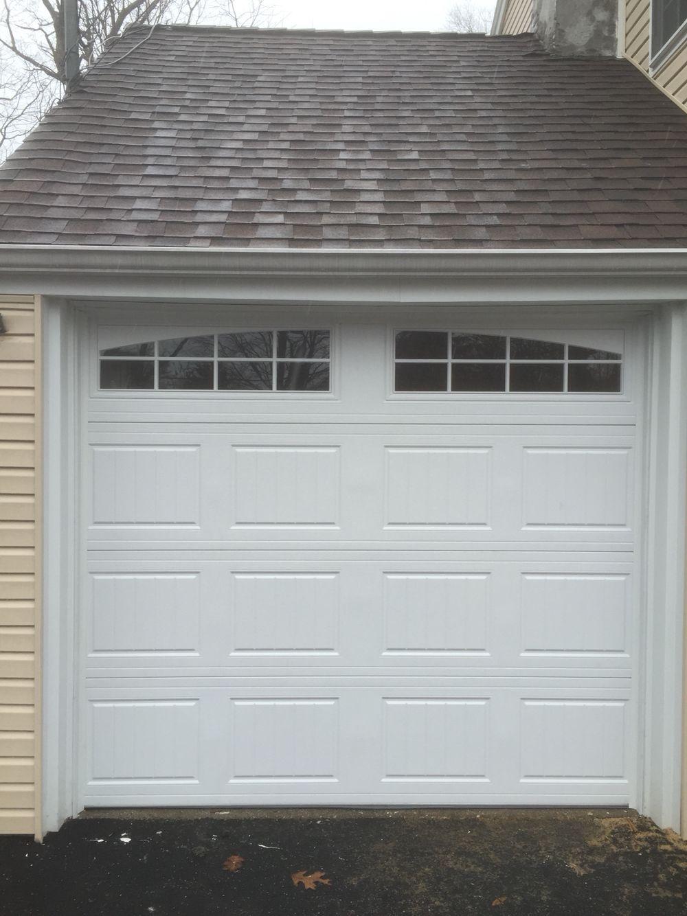 8x7 Hormann 3100 Garage Door Installation Garage Doors Door Installation