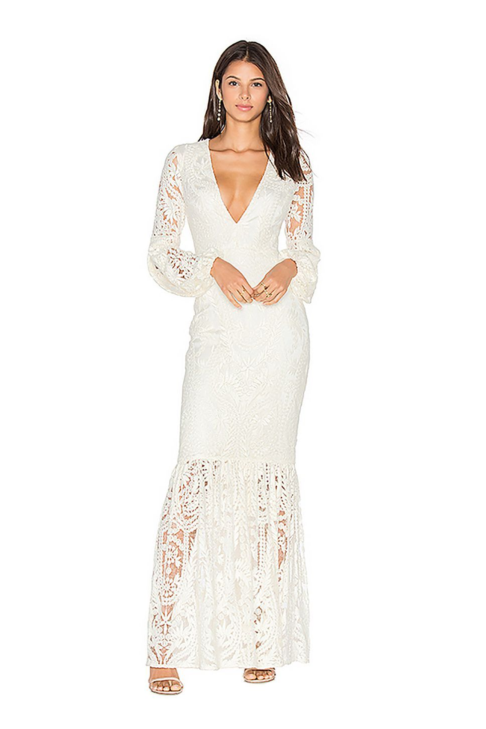 482495f4dbc Best Cool Wedding Dresses - Non-Traditional Wedding Gowns You Can Wear Again