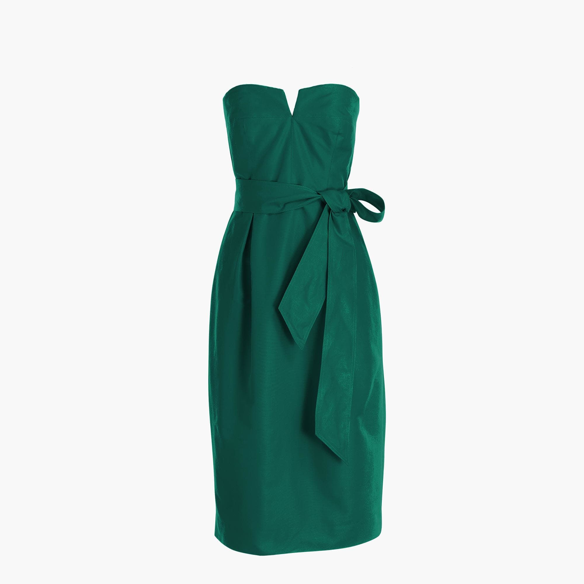 A classic aline silhouette flattering tie at the waist ud our pick