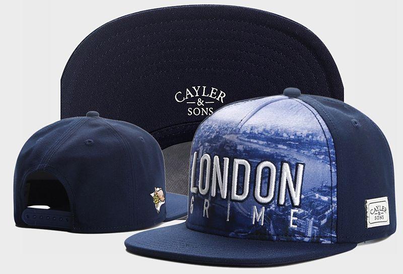 be4e1acb New Arrival Cayler Sons Hip Hop fashion Snapbacks adjustable Hats ...