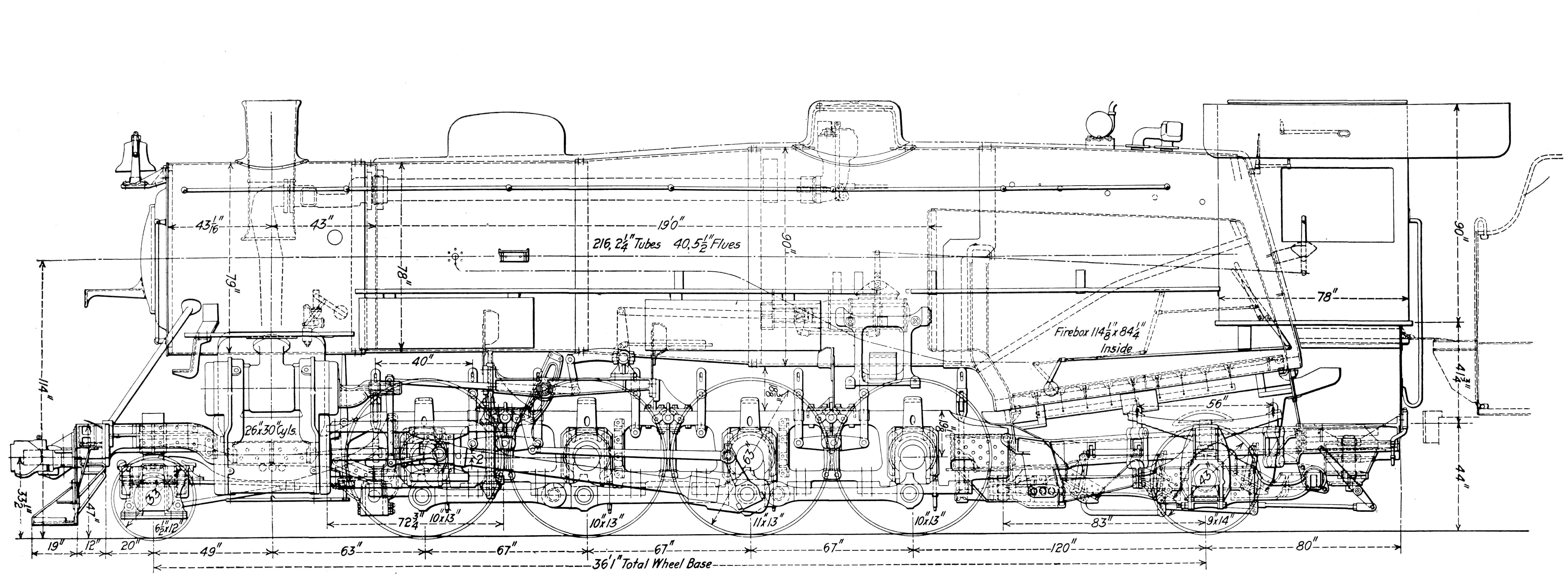 medium resolution of usra 2 8 2 light mikado alco baldwin lima 1917 live steam