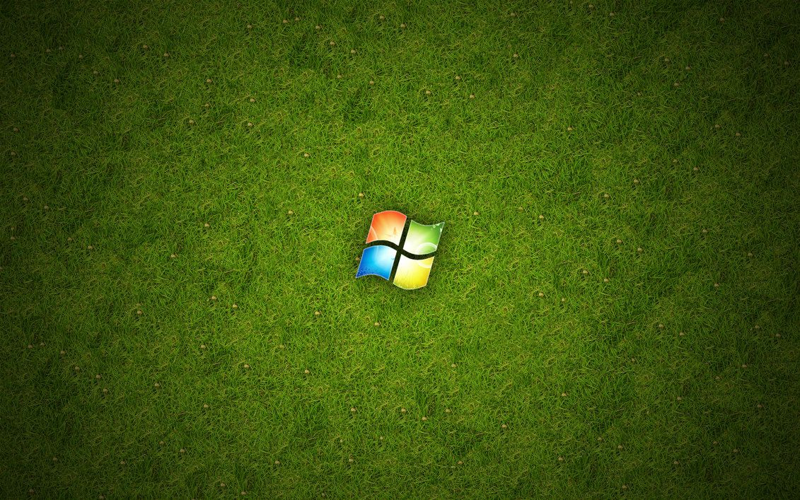 Windows Black Theme Wallpaper 1920x1200 7 Green Wallpapers 50