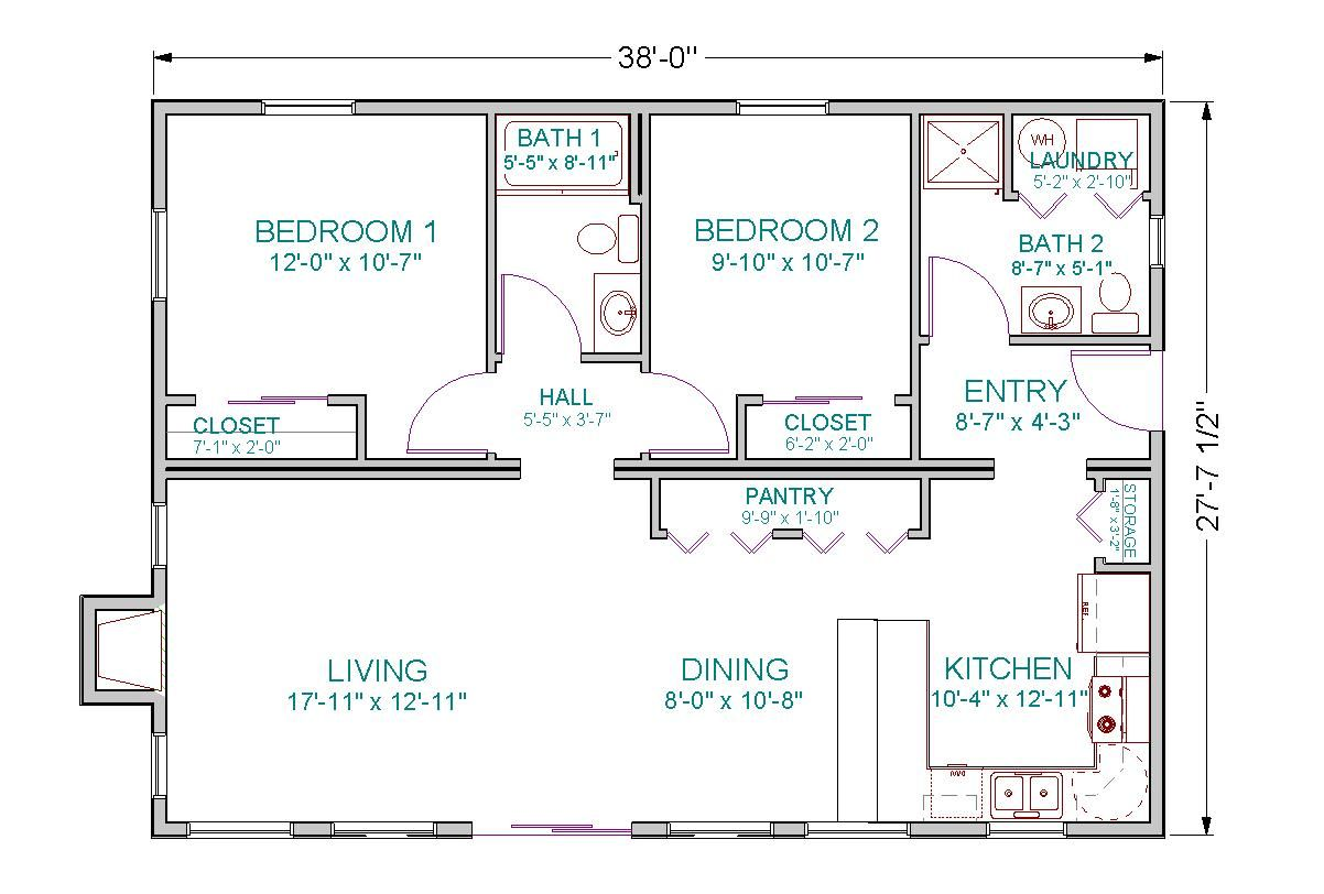 Open Floor Plans House Plans Ranch House Open Floor Plans Open Concept Ranch Simple Floor Plans Ranch Porch House Plans Open House Plans