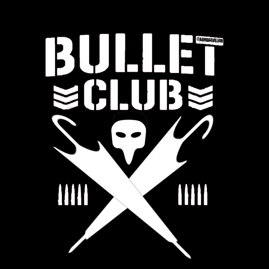 Edit I Made For The Villain Aka The Goat After Joining The Bullet Club Last Night Rates Bullet Club Logo Japan Pro Wrestling Njpw