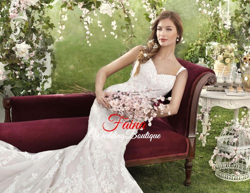 Свадебные платья Fara Sposa в Саратове, бутик Faina Wedding Boutique