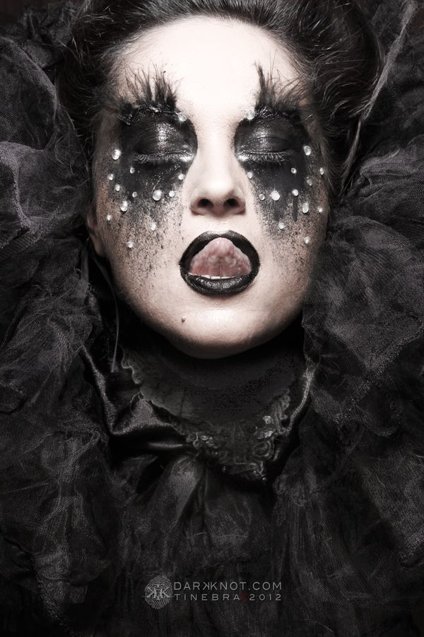 beauty exotic Angel dark