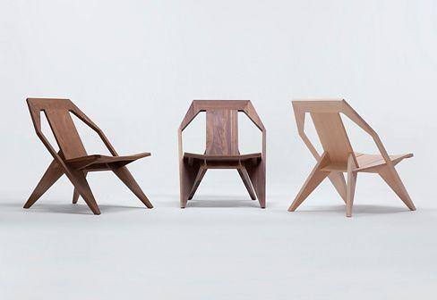 Konstantin Grcic Medici Low Chair