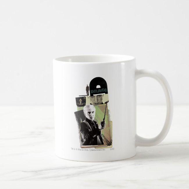 Draco Malfoy 2 Coffee Mug | Zazzle.com #disneycoffeemugs