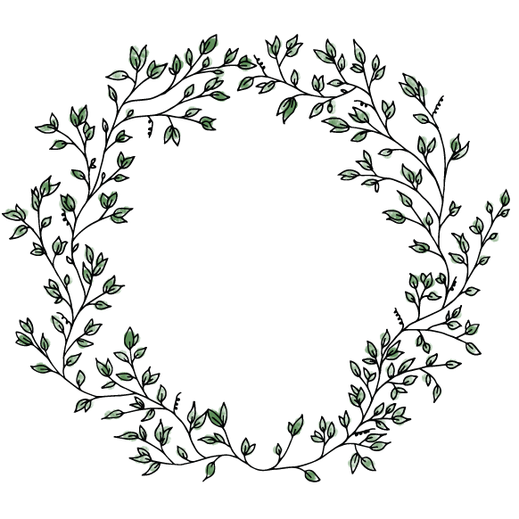 Flower Circle Line Drawing : Leaf circle pixels crafts diy pinterest