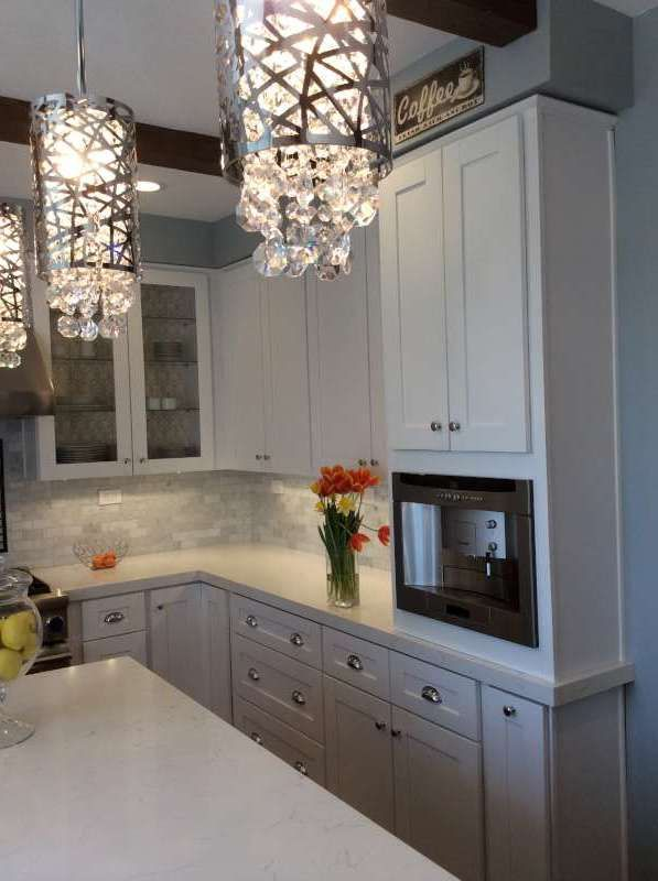 Beau White Shaker Maple Kitchen Cabinets And Bathroom Vanities Information Page: Kitchens  Pro