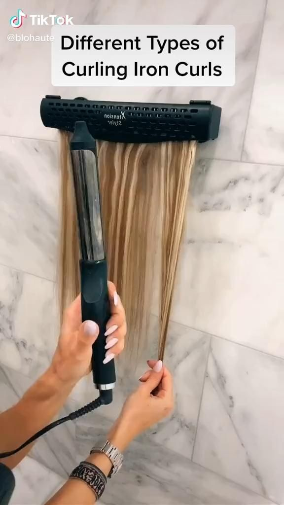 Easy How To Curl Your Hair In Different Way Using