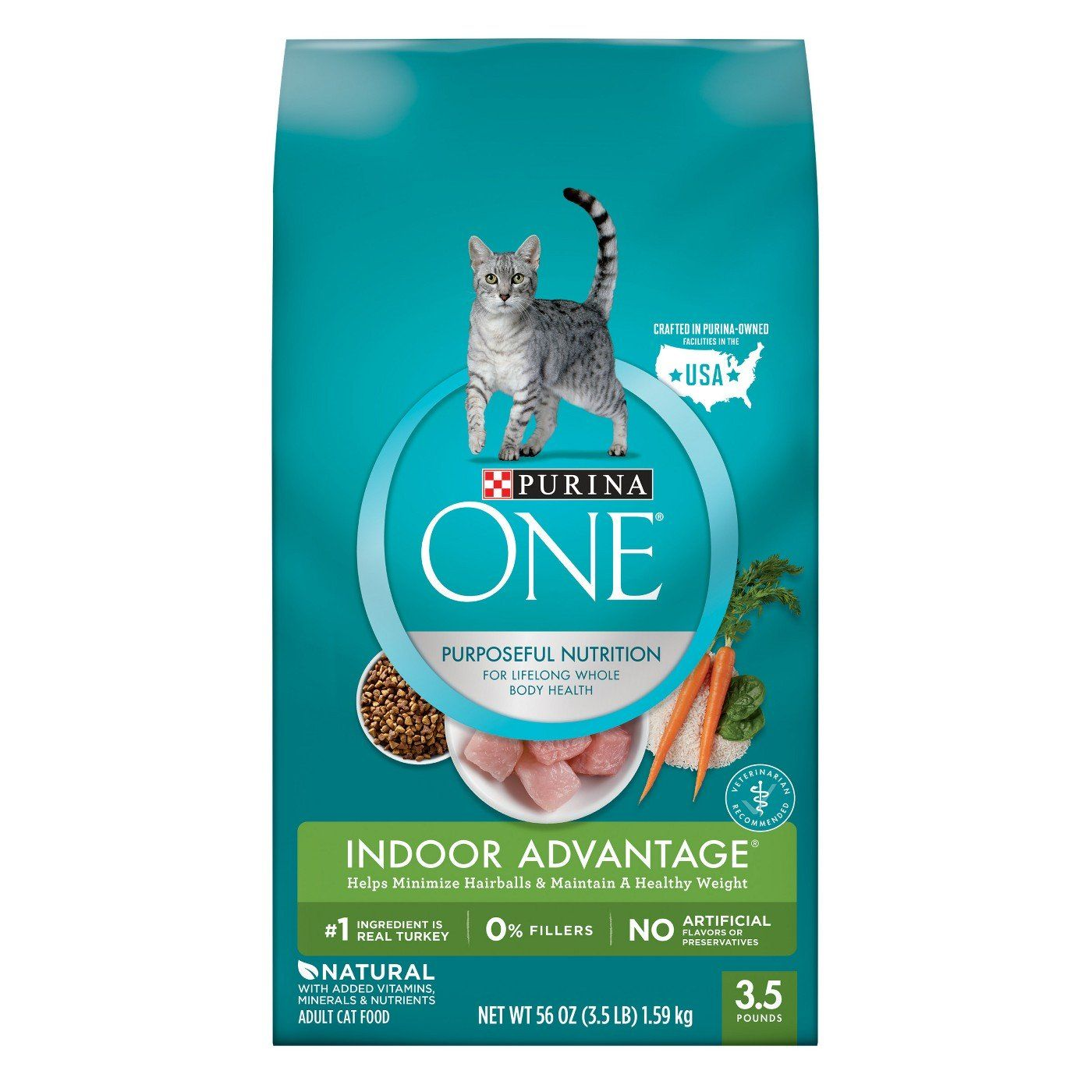 FREE Bag of Purina One Pet Food 247moms Cat food brands