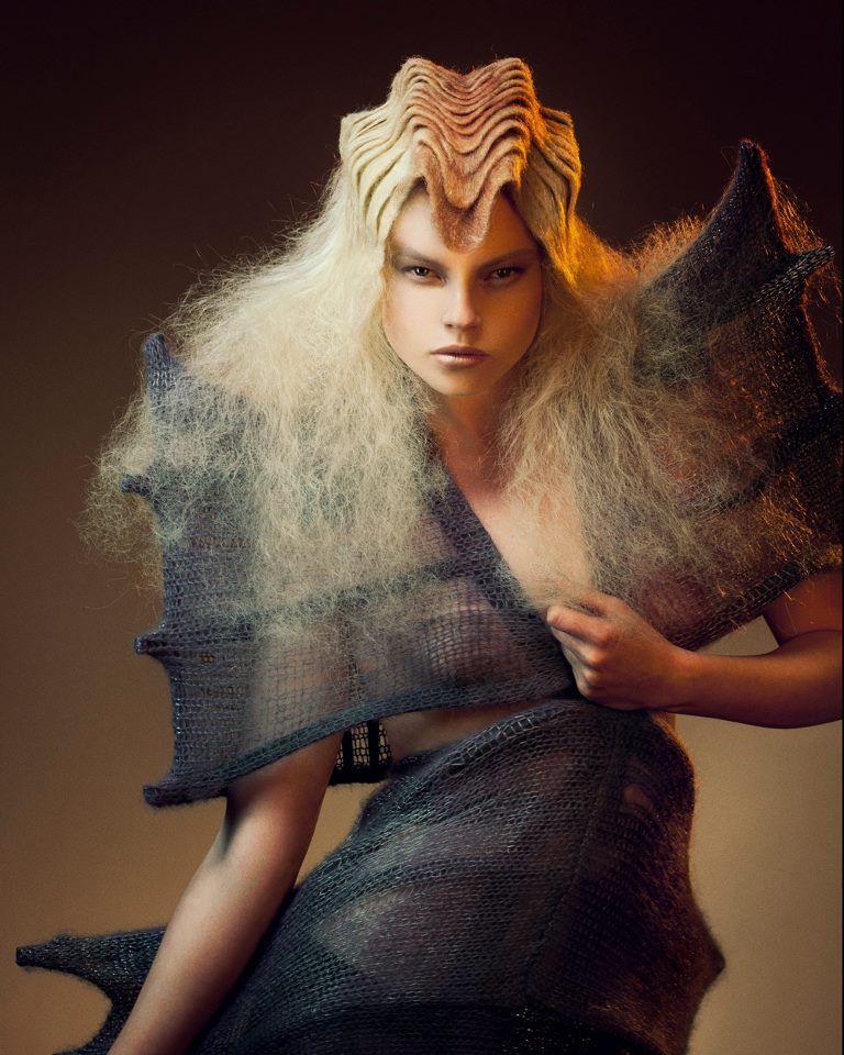Japanese Hairdresser Covent Garden: TONI Covent Garden, London UK Hair: Indira Schauwecker