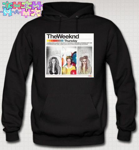 xo the weeknd hoodie