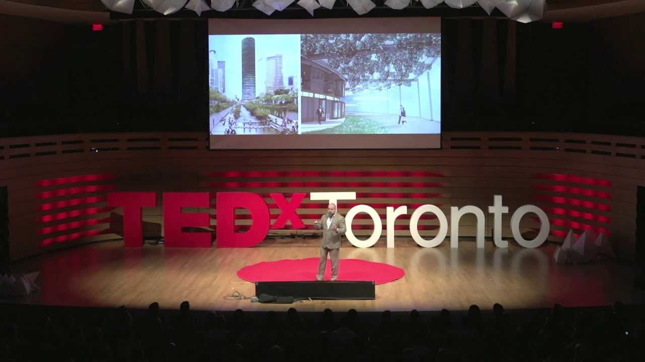 Designing for the Internet of Things: Rodolphe el-Khoury at TEDxToronto