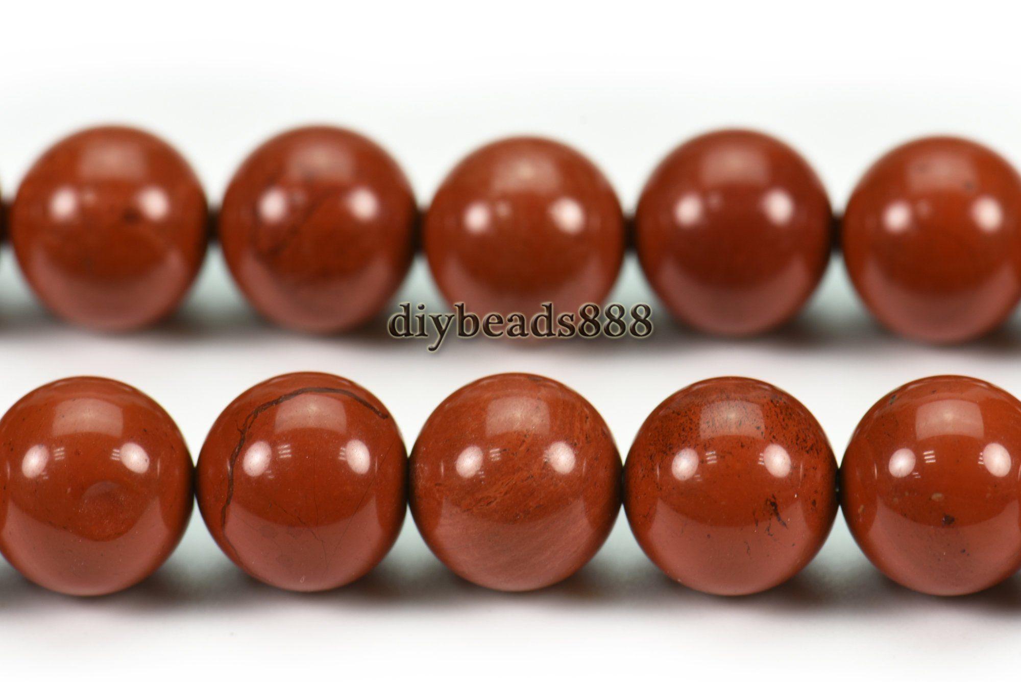 Gemstone Round Beads 4mm 6mm 8mm 10mm 12mm brown Grade A Natural Bronzite