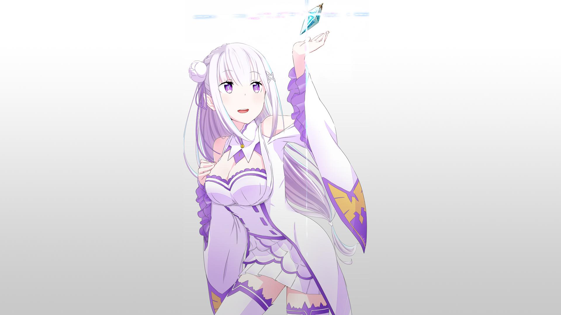 Re Zero Emilia