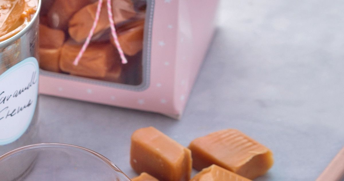 Photo of Karamellbonbons selber machen – nach Omas Rezept | meine Familie & ich – Europas größtes Foodmagazin