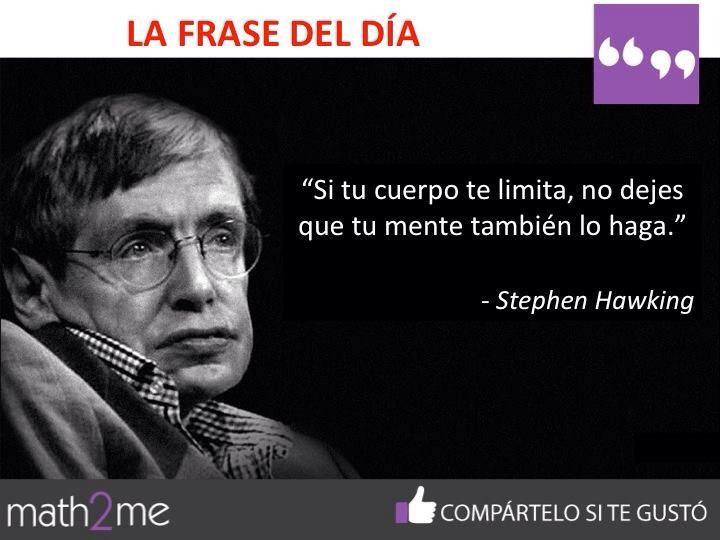 Stephen Hawkings Stephen Hawking Frases Y Frases De
