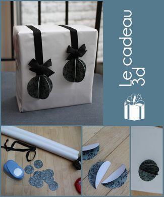 Idees Emballage Cadeau Dossier Versieringen Afbeeldingen