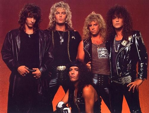 Ratt...Met these guys too. Such a nice group.