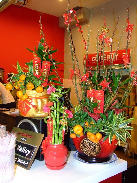 Beautiful Chinese New Year Home Decoration Ideas Part - 12: Chinese New Year Decorating Ideas
