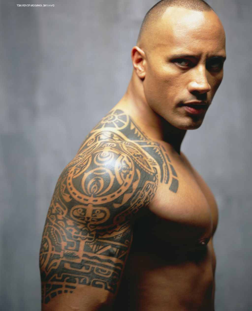 Dwayne johnson tattoo tattoo art ideas celebrity